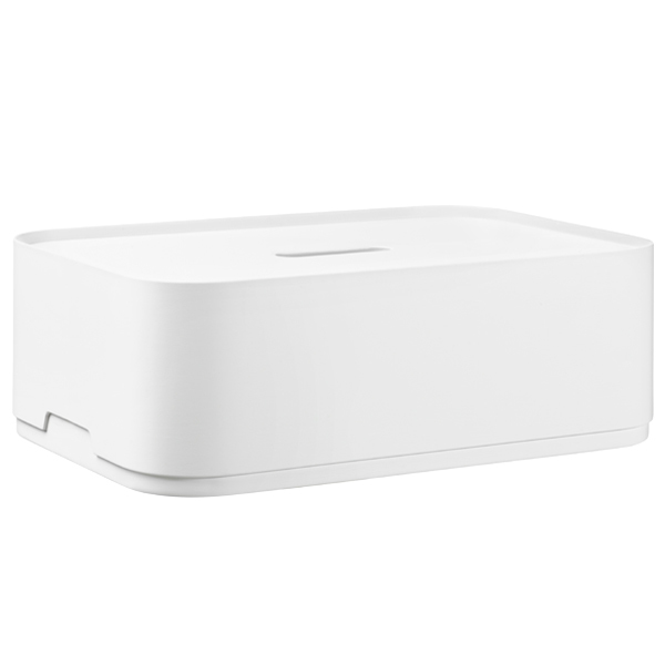 Iittala Vakka box small, white
