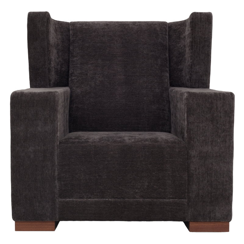 Square Chair, anthracite