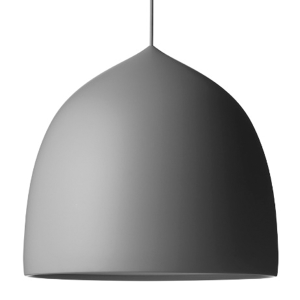 Fritz Hansen Suspence P2 pendant, light grey