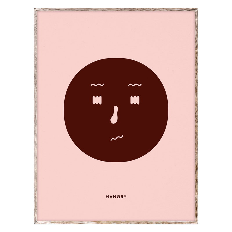 MADO Hangry Feeling poster, 30 x 40 cm