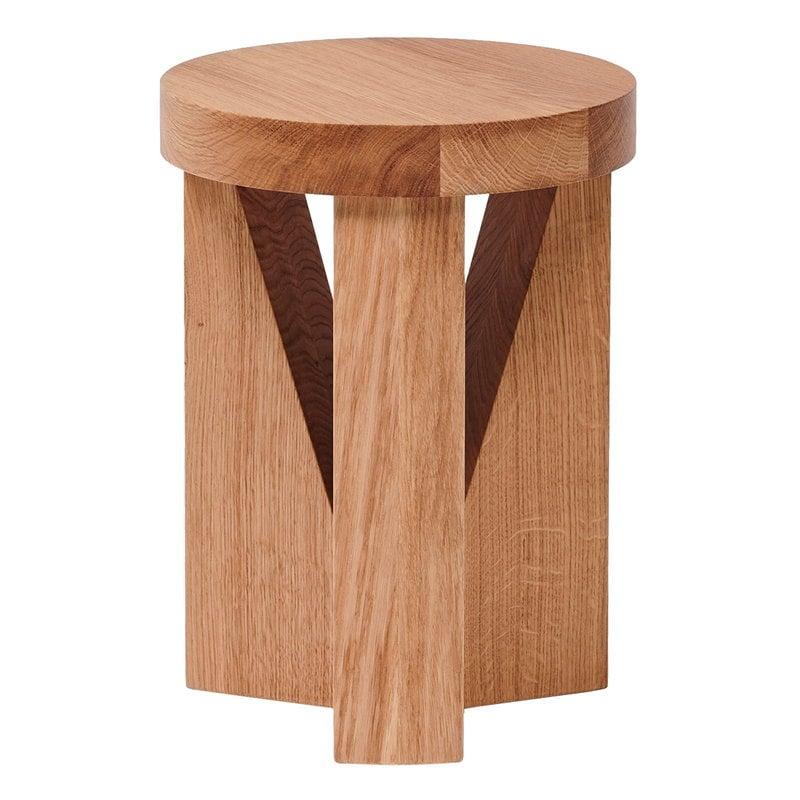 Mattiazzi Cugino stool, oak