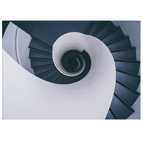 Paper Collective Kua Stairways poster