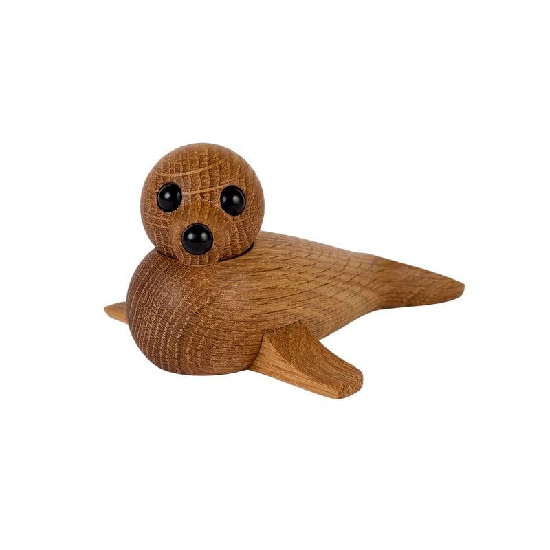 Spring Copenhagen Baby Seal figurine