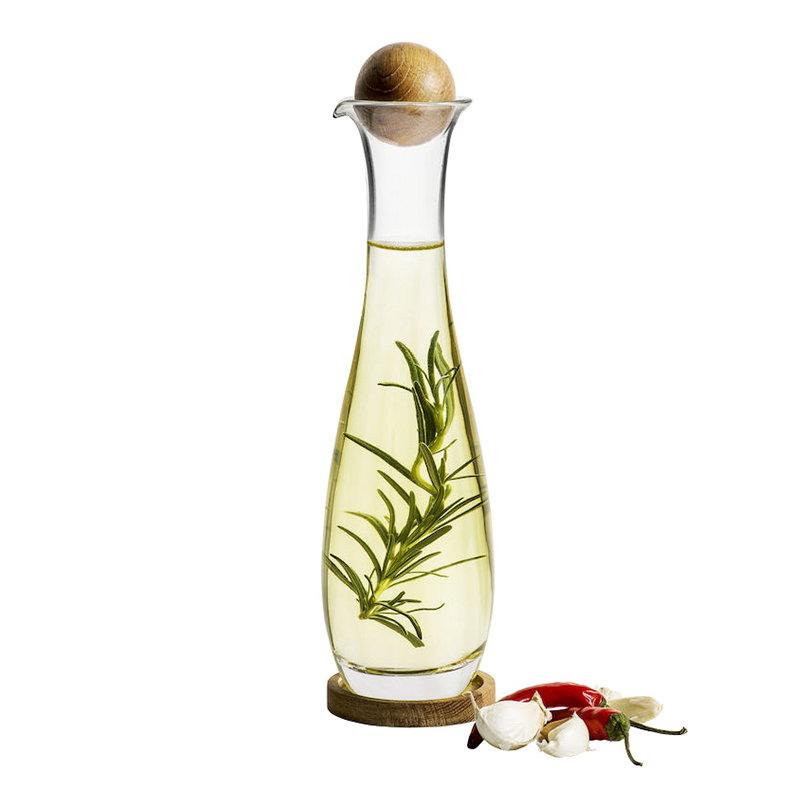 Sagaform Oak oil/vinegar bottle