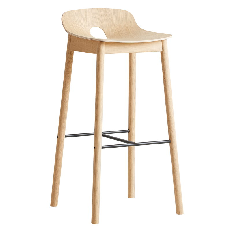 Remarkable Mono Bar Stool 75 Cm Oak Caraccident5 Cool Chair Designs And Ideas Caraccident5Info