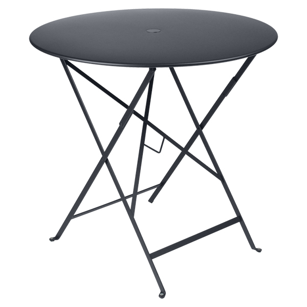 Fermob Bistro table 77 cm, anthracite