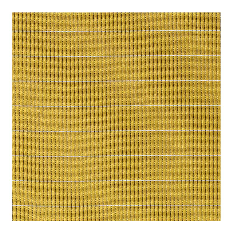 Woodnotes Line rug, yellow - light sand