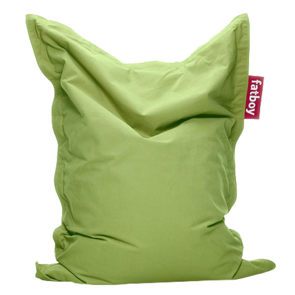 Fatboy Junior Stonewashed bean bag, lime