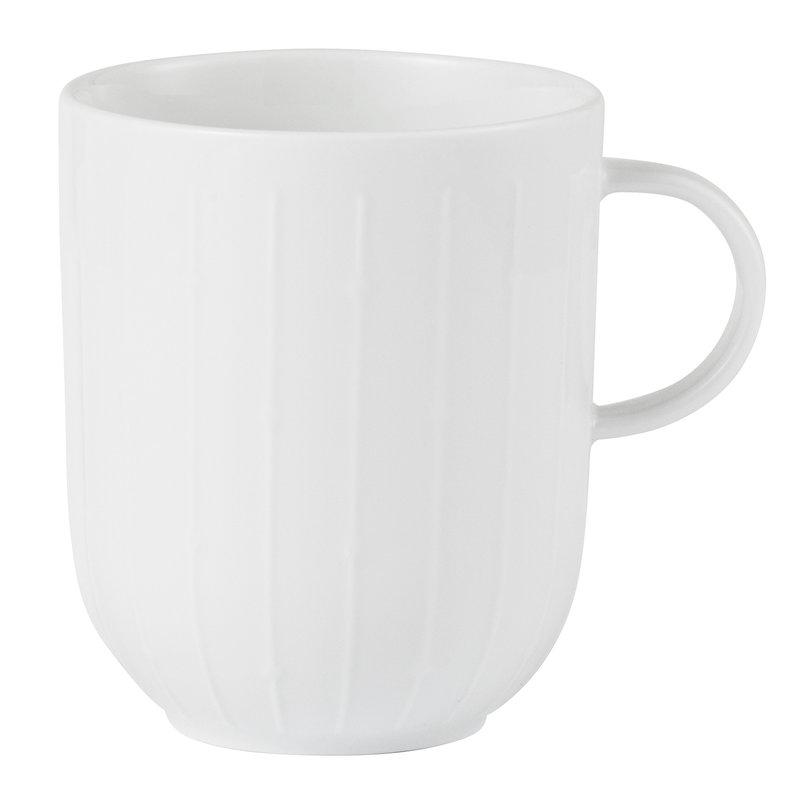 Tivoli Banquet mug 34 cl, white
