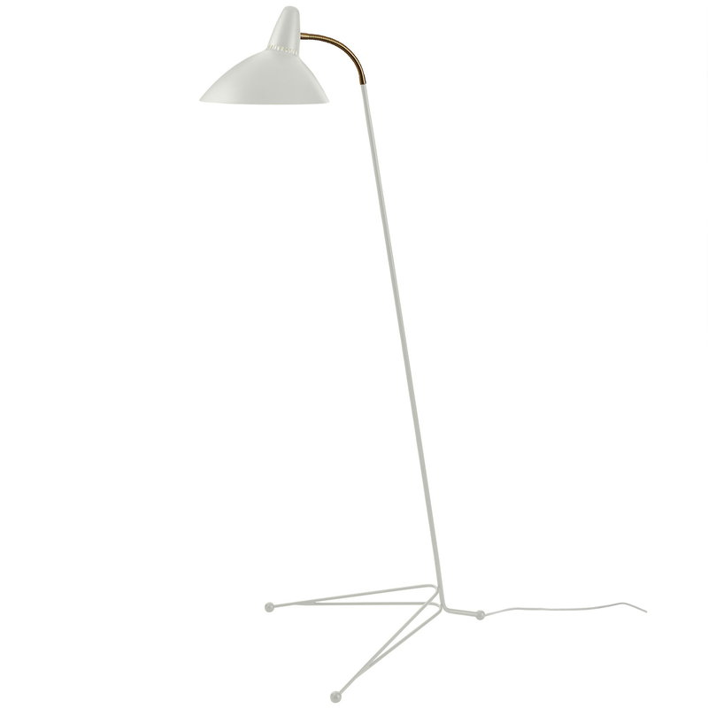 Warm Nordic Lightsome floor lamp, warm white