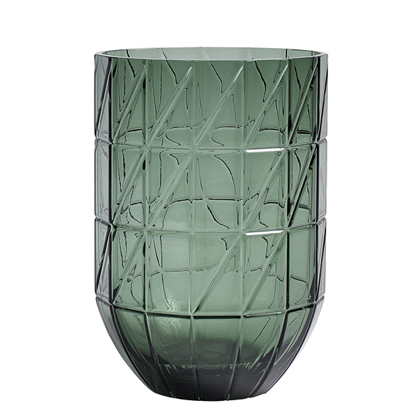 Hay Colour vase, L, green