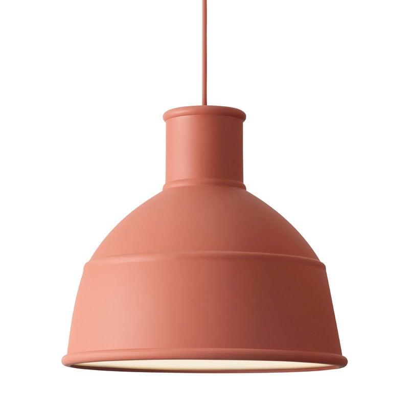 Muuto Lampada Unfold, terracotta