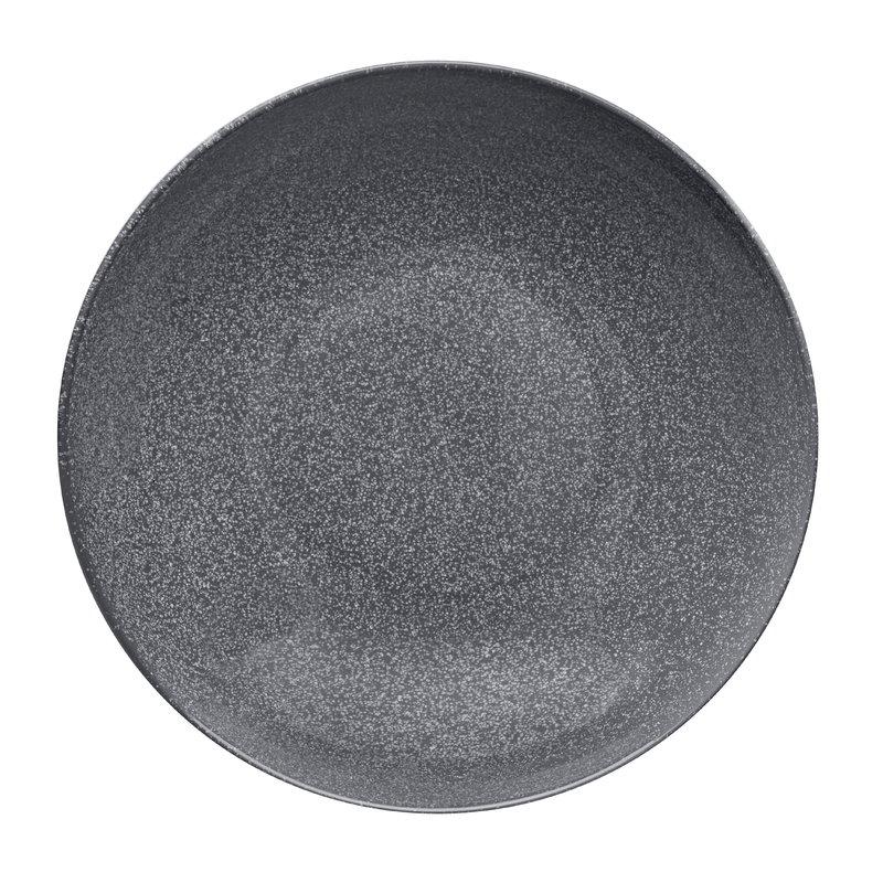Iittala Teema Tiimi deep plate 20 cm, dotted grey