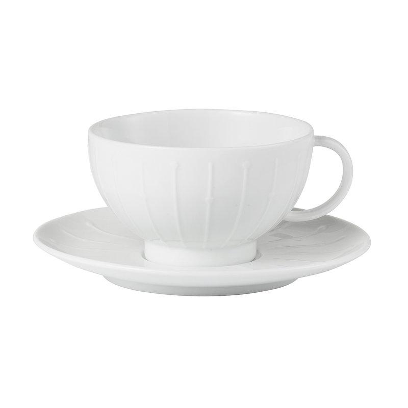 Tivoli Banquet tea cup 19 cl, white