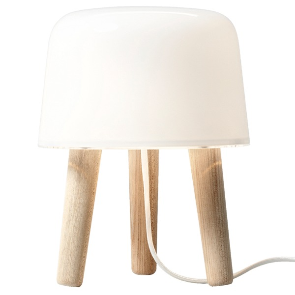 &Tradition Milk table lamp, ash