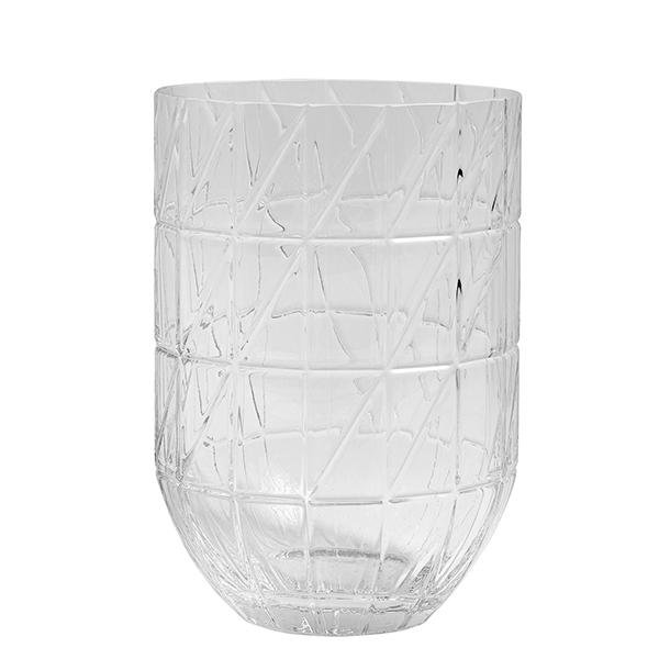 Hay Colour vase, L, clear