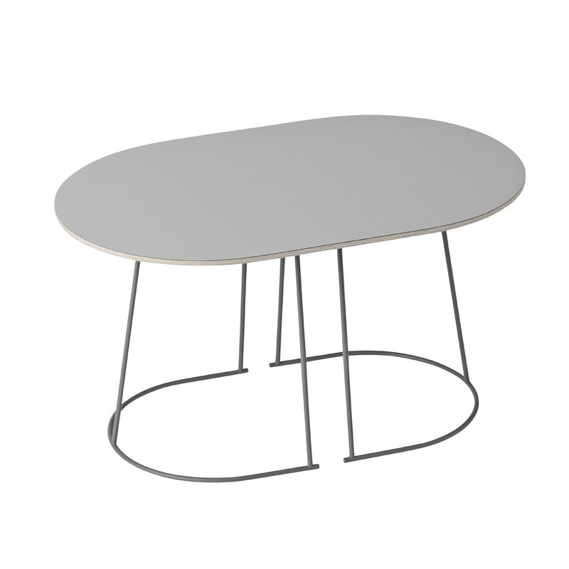 Muuto Airy coffee table, small, grey