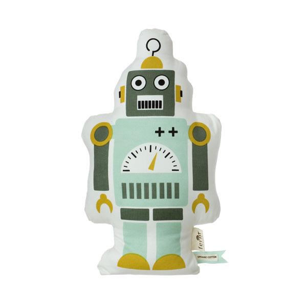 Ferm Living Mr. Small Robot tyyny