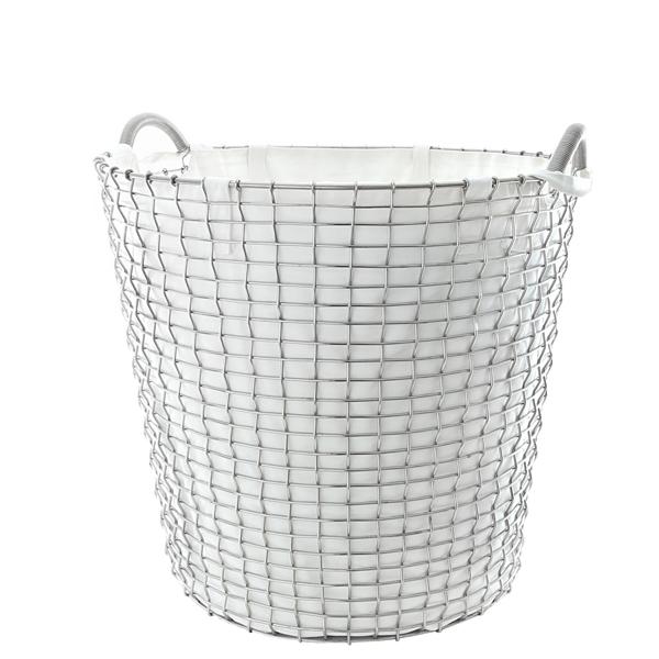 Korbo Busta biancheria per cestino Classic 65, bianco naturale