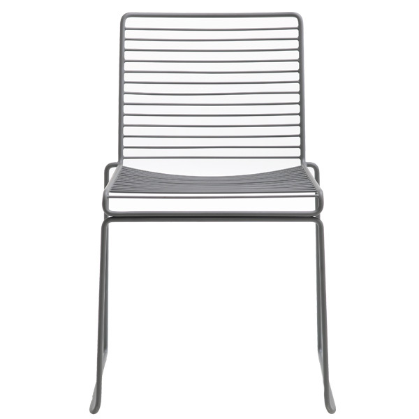 Hay Hee dining chair, asphalt grey