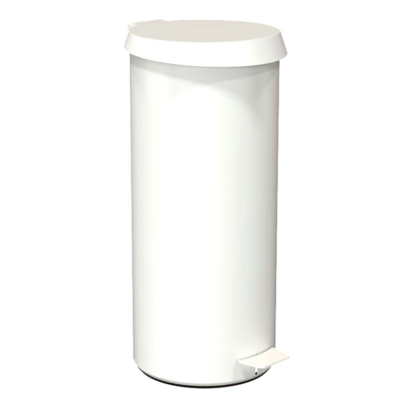 Frost Pedal Bin 550 poljinroska-astia, valkoinen