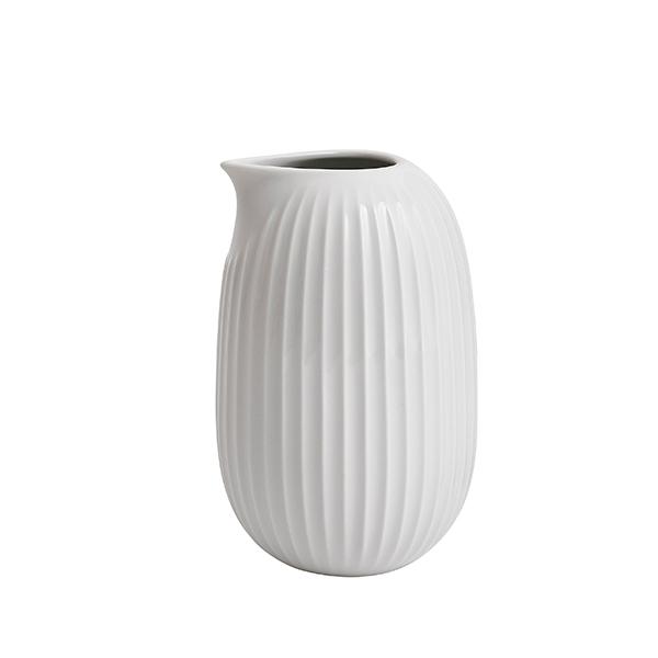 Kähler Brocca Hammershøi 0,5 L, bianca
