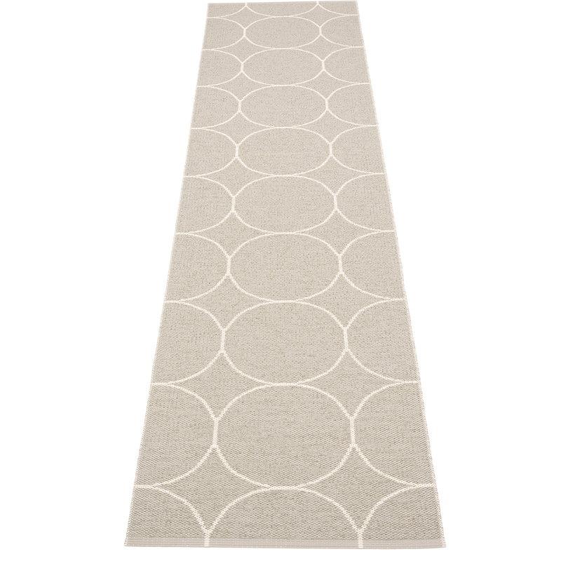 Pappelina Boo rug 70 x 300 cm, linen - vanilla