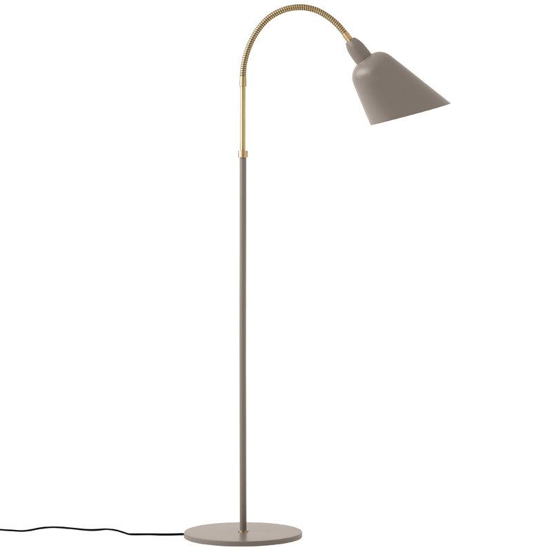 &Tradition Bellevue AJ7 floor lamp, grey beige