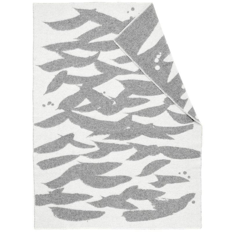 Teemu Järvi Illustrations Coperta di lana Whitewater