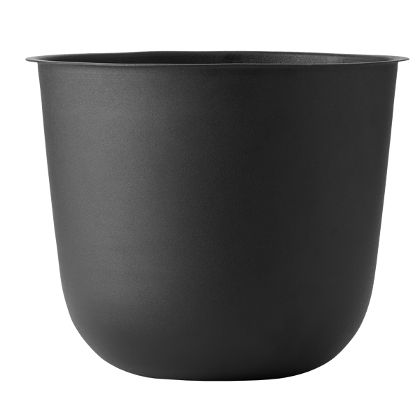 Menu Wire pot, black