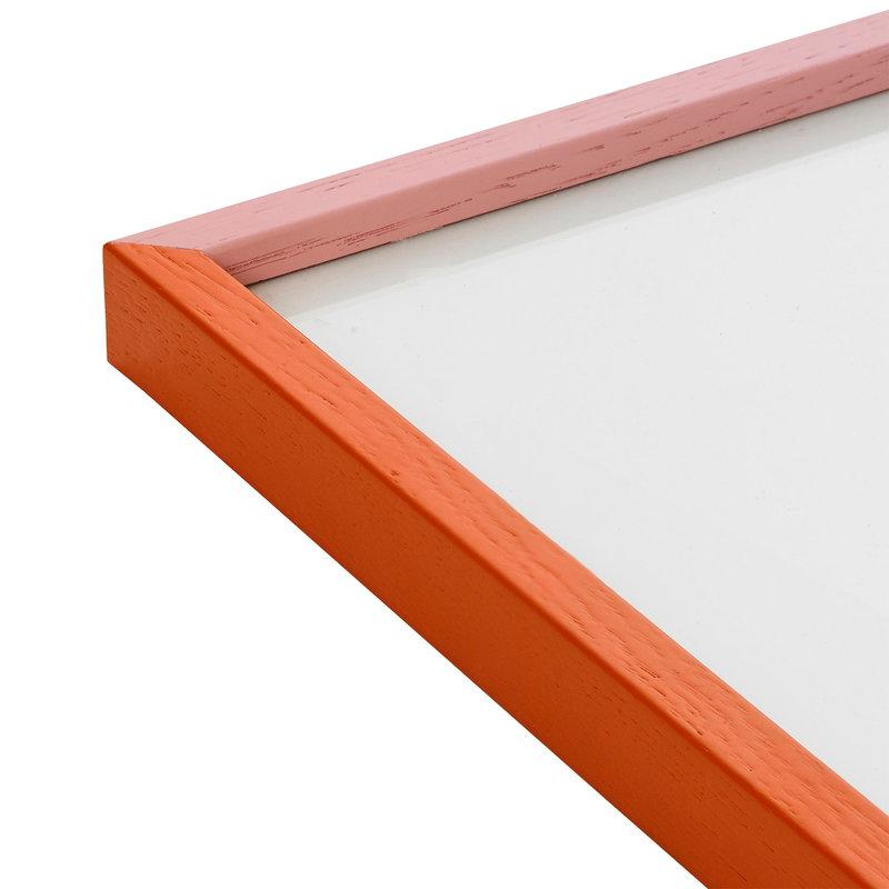MADO Frame,  orange - pink