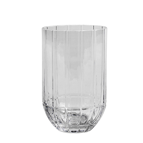 Hay Colour vase, M, clear