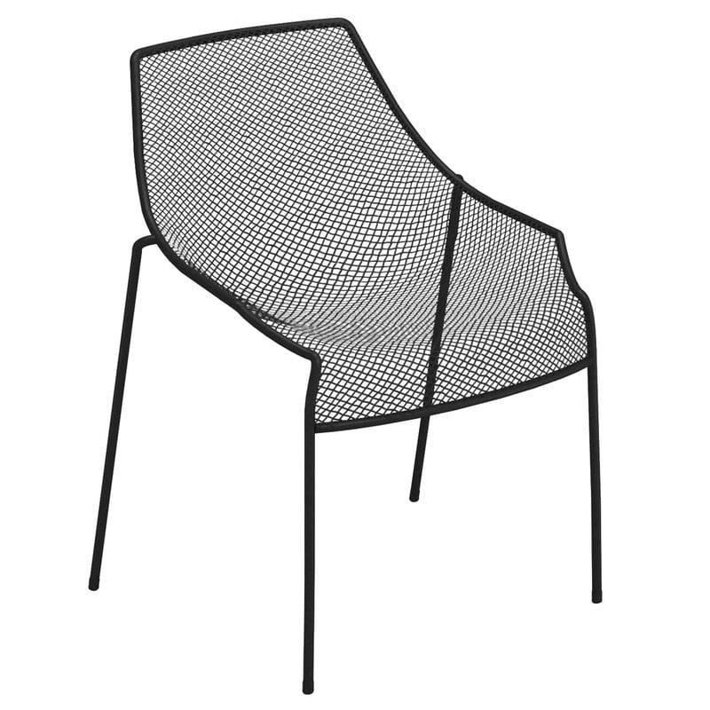 Emu Heaven chair, black