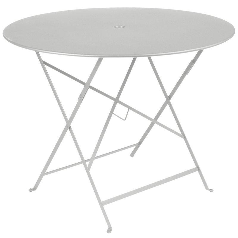Fermob Bistro table 96 cm, steel grey