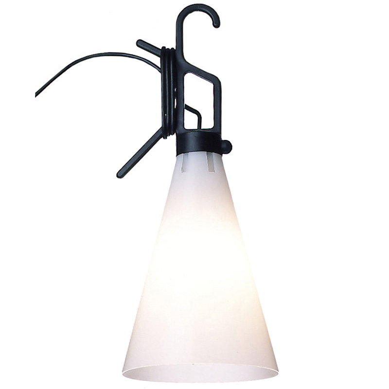 Flos May Day lamp, black