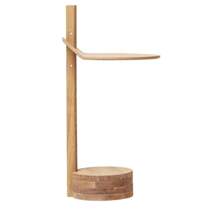 Form & Refine Stilk sivupöytä, tammi