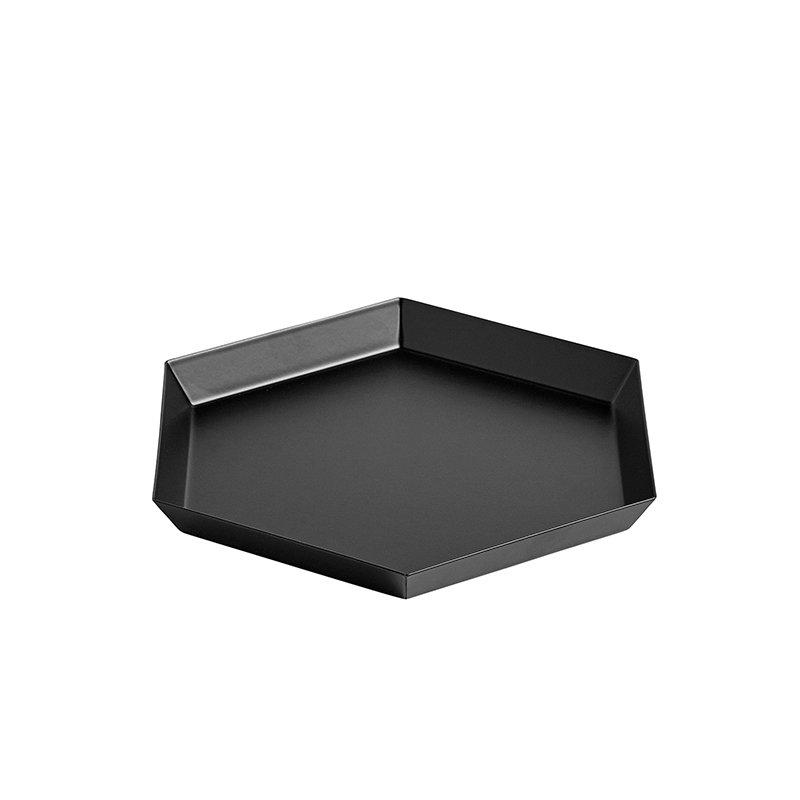 Hay Kaleido tray S, black