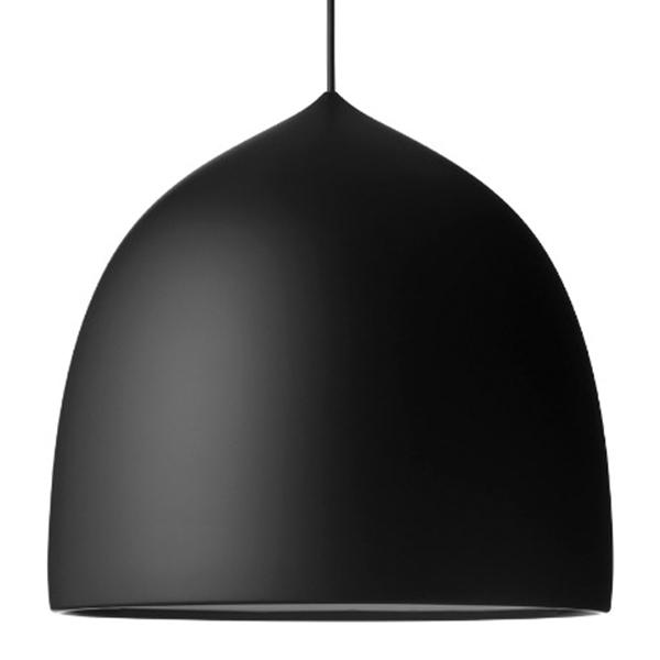 Fritz Hansen Suspence P2 pendant, black
