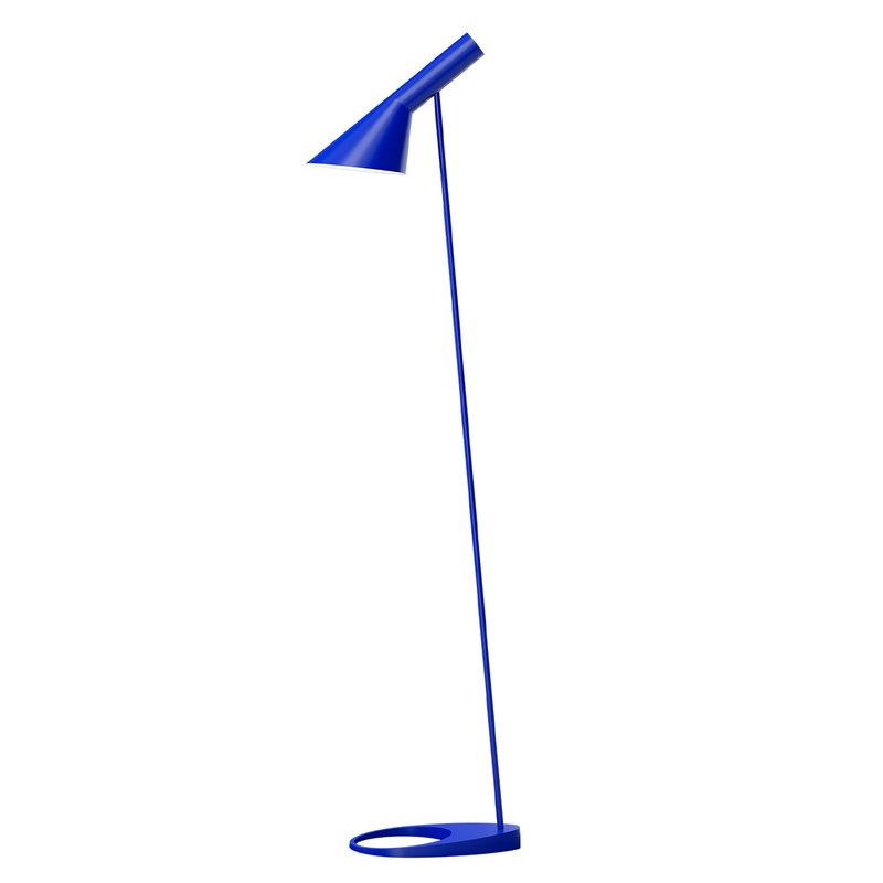Louis Poulsen AJ lattiavalaisin, ultra blue