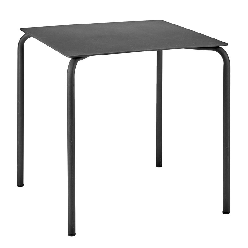 Serax August table, black