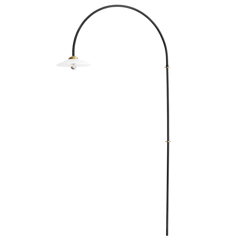 Valerie Objects Hanging Lamp n2, black