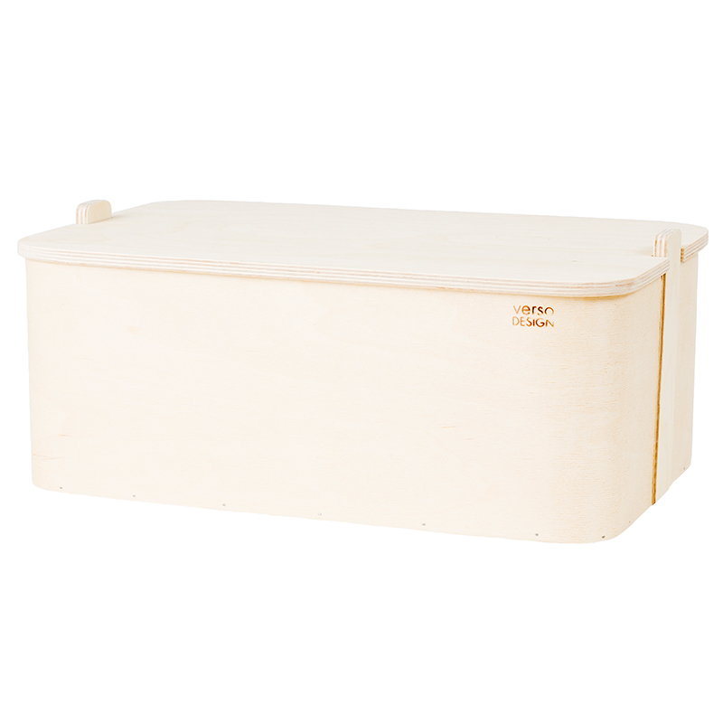 Verso Design Koppa Bread Box