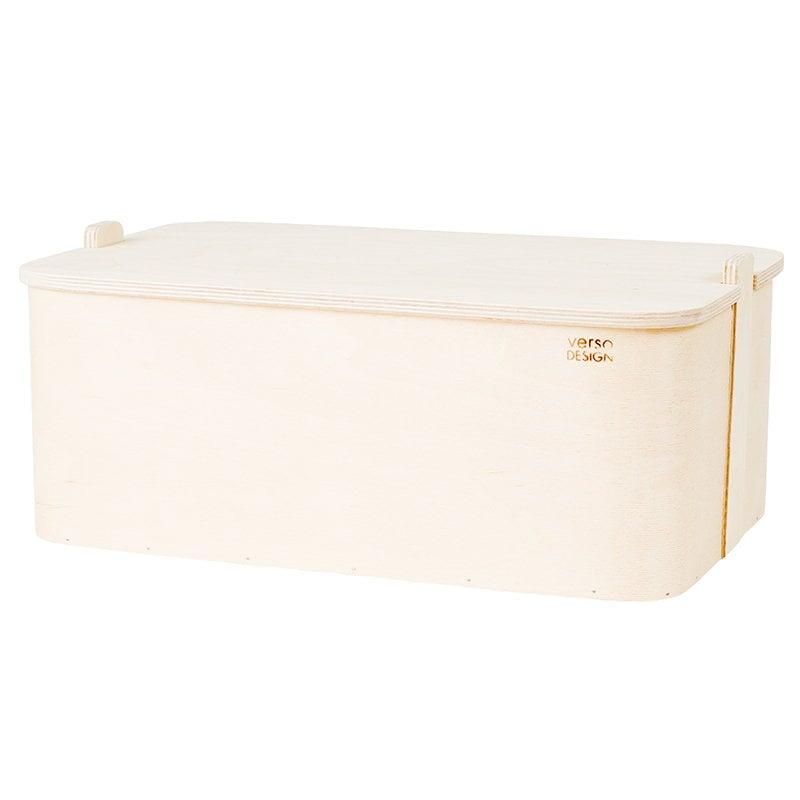 Verso Design Koppa Bread Box leipälaatikko