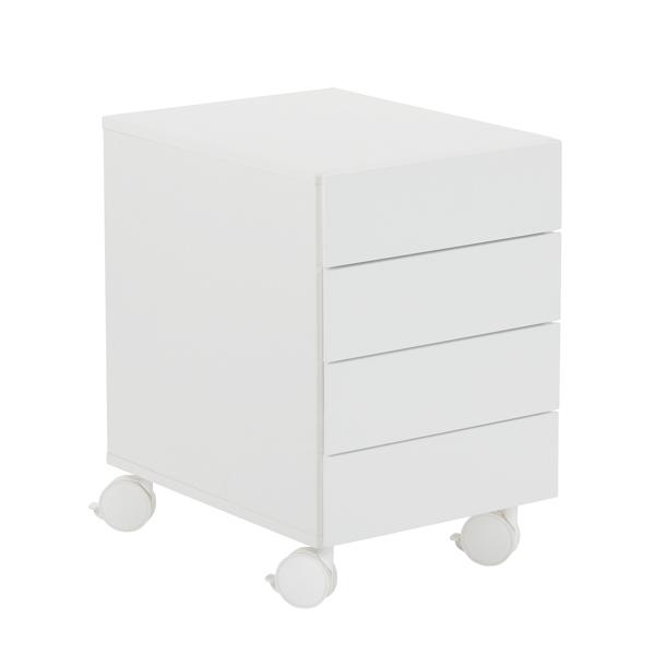 Adi 24/7 drawer unit, white
