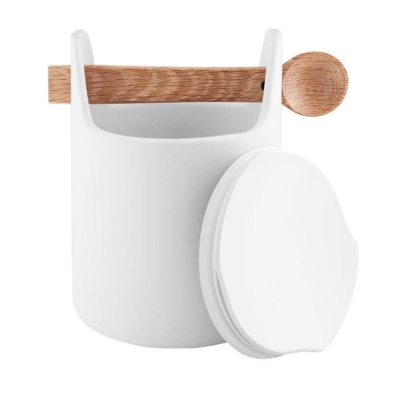 Eva Solo Toolbox organiser with lid, 15 cm, white