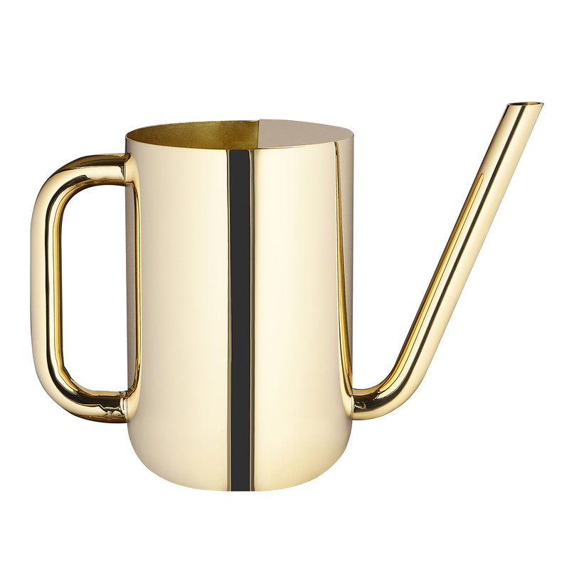 Skultuna Nurture watering can, brass