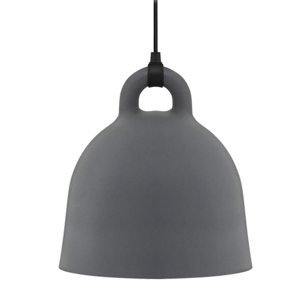 Normann Copenhagen Bell riippuvalaisin M, harmaa