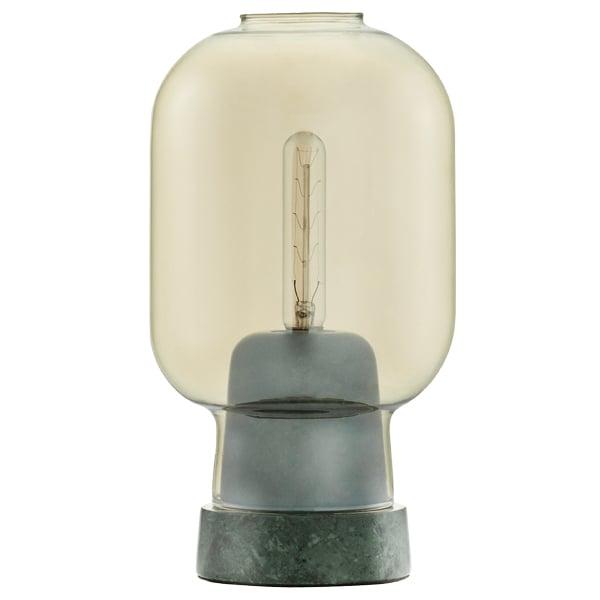 Normann Copenhagen Amp table lamp, gold - green