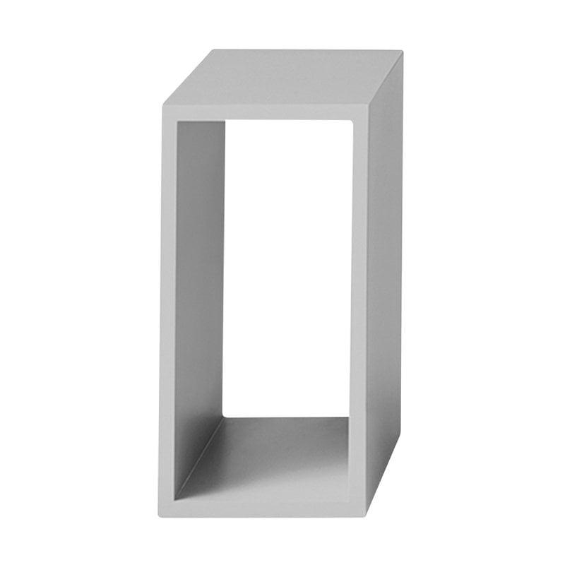 Muuto Modulo Stacked 2.0, piccolo, grigio chiaro