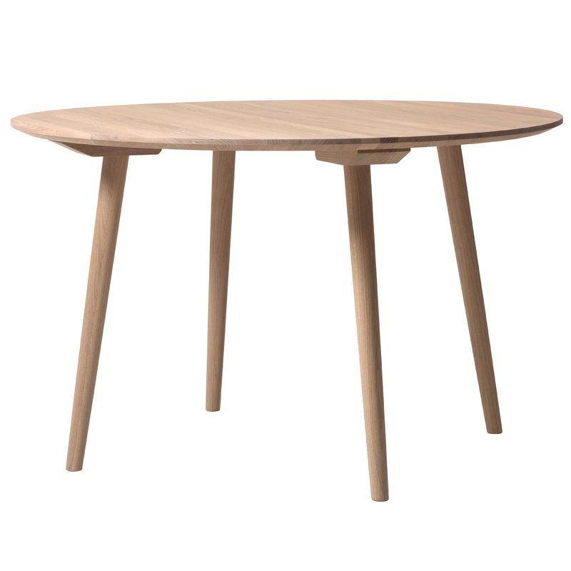 &Tradition In Between SK4 table 120 cm, white oiled oak